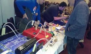 ein Arduino in riesengroß! was gäb's daran auszusetzen? #shutupandtakemymoney