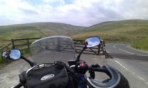 Grandiose Szenerie bei meinem Kurztrip nach Schottland! See if you can spot the Andi ;)